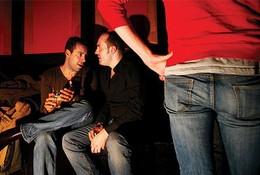 Bar gay - como atrair um homem - Nelson Camacho D'Magoito