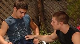 O meu primeiro encontro gay