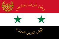 Forças Armadas Sírias
