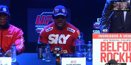UFC on FX 8: Pre-Fight Press Conference Highl…