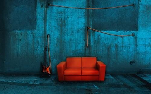 E no sofá se tomam tantas e tão importantes decisões...