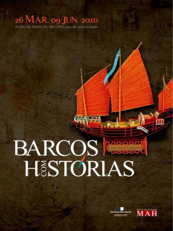 Barcos com história, para ver no Museu de Angra...