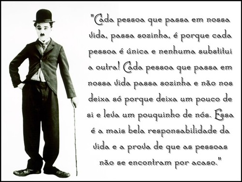Poemas Charles Chaplin - Imagui