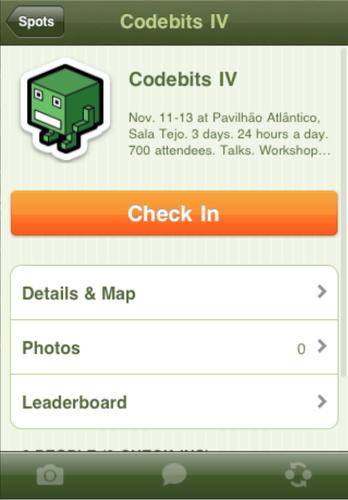 Codebits IV @ Gowalla