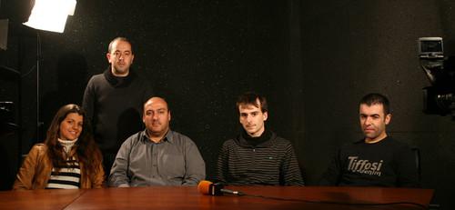 Equipa valsousa.tv - Vale do Sousa TV / Janeiro 2011