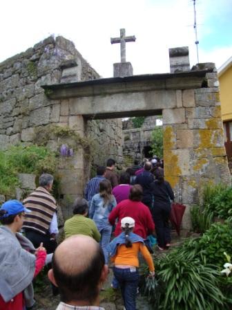 Caminhada pelo Património Rural e Paisagens Culturais: Boelhe, 18 de Abril de 2010