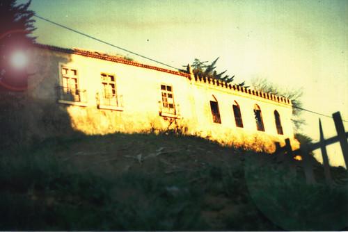 Quinta das Ameias ou do Casal Vistoso, Areeiro, c. 1990