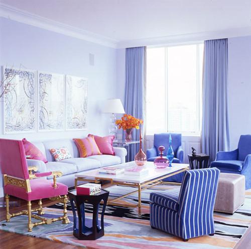 Ideias Para Pintar Uma Sala De Estar ~ harmonia de esquema de cores para interiores se você pretende pintar