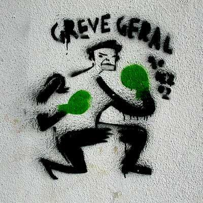 22 anos depois, as centrais sindicais portuguesas uniram-se em protesto...