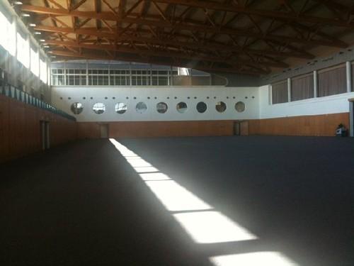 Sala Tejo do Pavilhão Atlântico