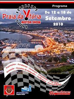 O Praia da Vitória Motor Show vai animar a Terceira em Setembro...