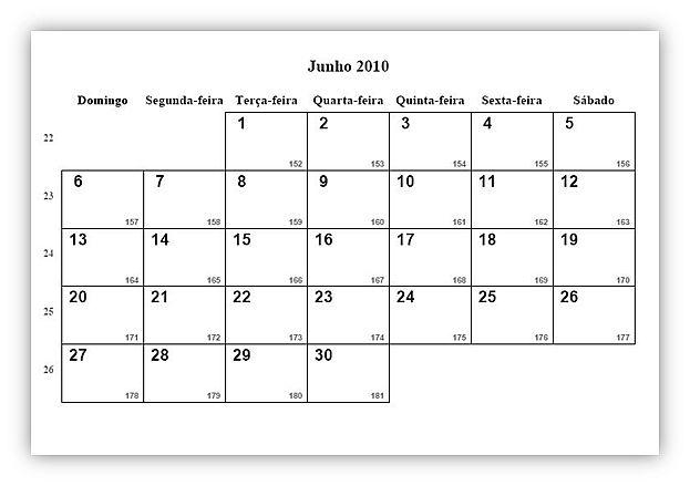 download calendário pdf
