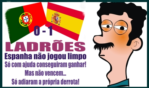 Portugal-Espanha Roubo