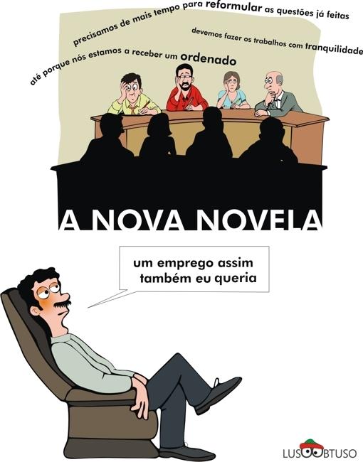 Novela Comissão de Inquérito