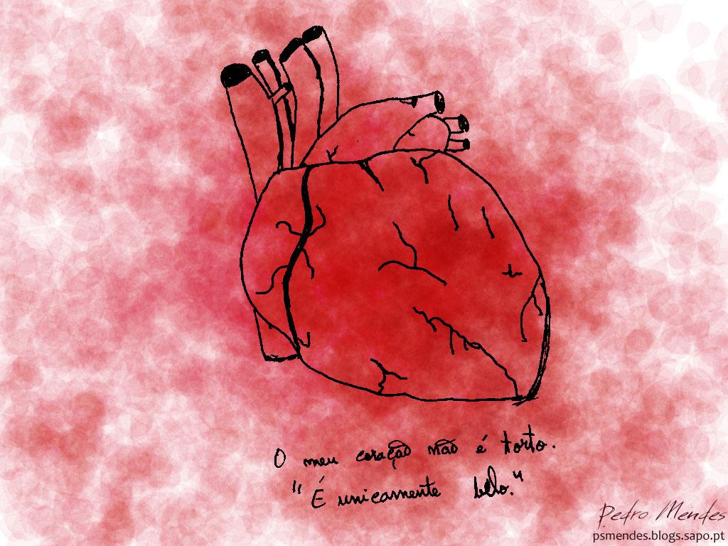 O meu coração não é torto