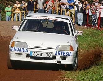 Lizuarte Mendonça, vencedor dos VSH no Circuito de Outono...