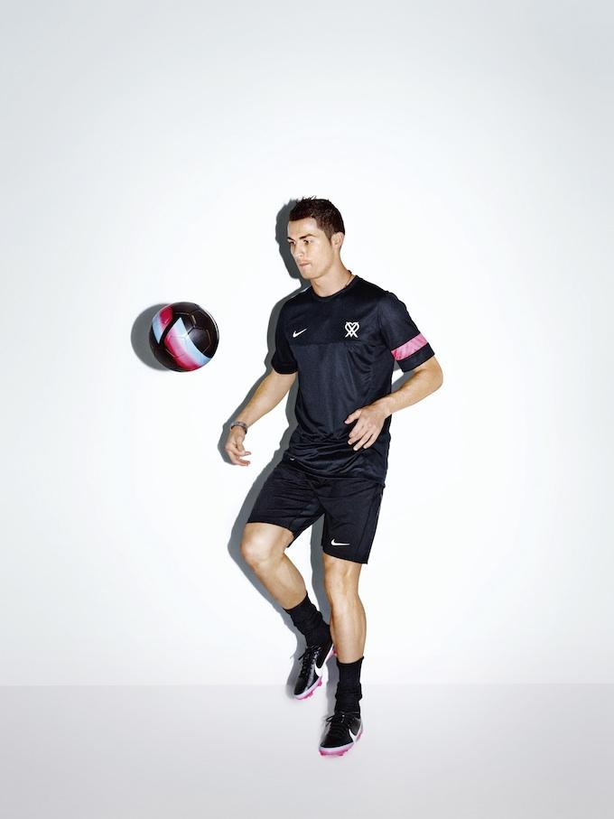 cristiano ronaldo futebol nike roupa