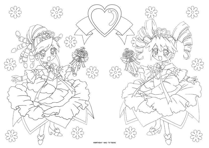 As princesas gémeas do Planeta Maravilha  5902352_1dGcz