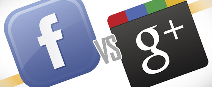 Facebook vs Google+