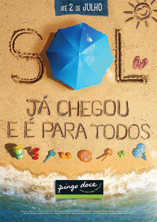 Novo Folheto Promoções PINGO DOCE Verão até 2 julho