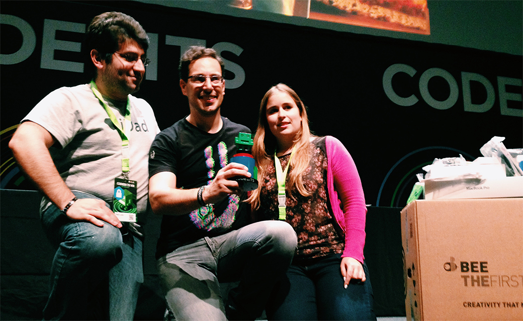 #Codebits 2014 - NeLo - Vencedor Codebits