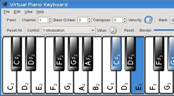 Yamaha Virtual Piano Keyboard Software