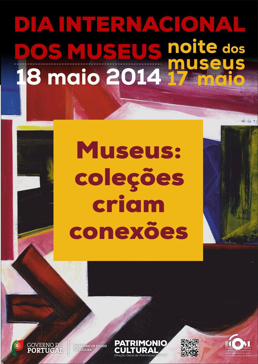 Dia Internacional dos Museus - Programas grátis