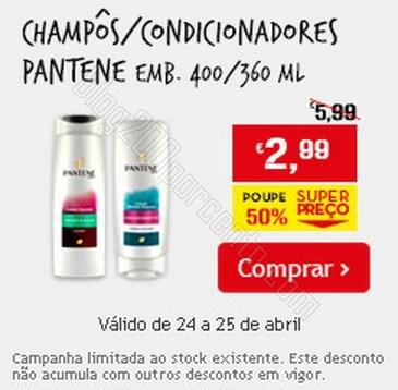 Super Preço | CONTINENTE | dias 24 e 25 abril - Pantene