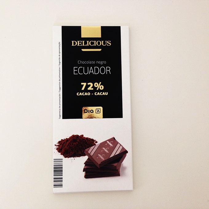 chocolate preto do ecuador