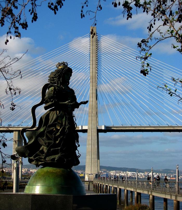 a ponte rainha