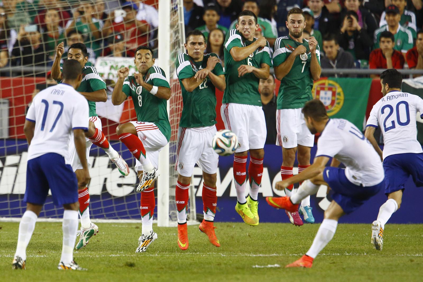 Resultado de imagem para México x Portugal